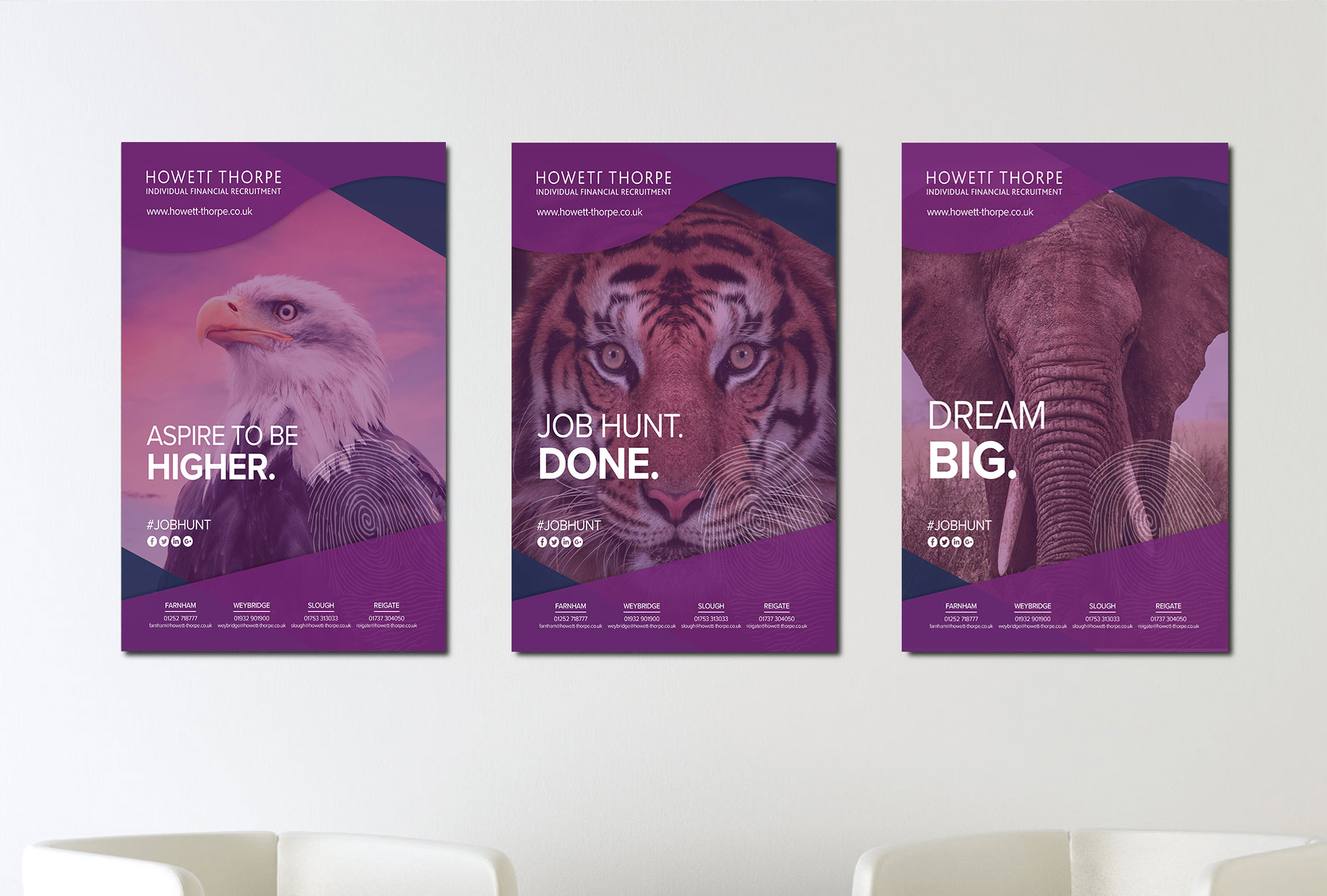 howett thorpe animal posters