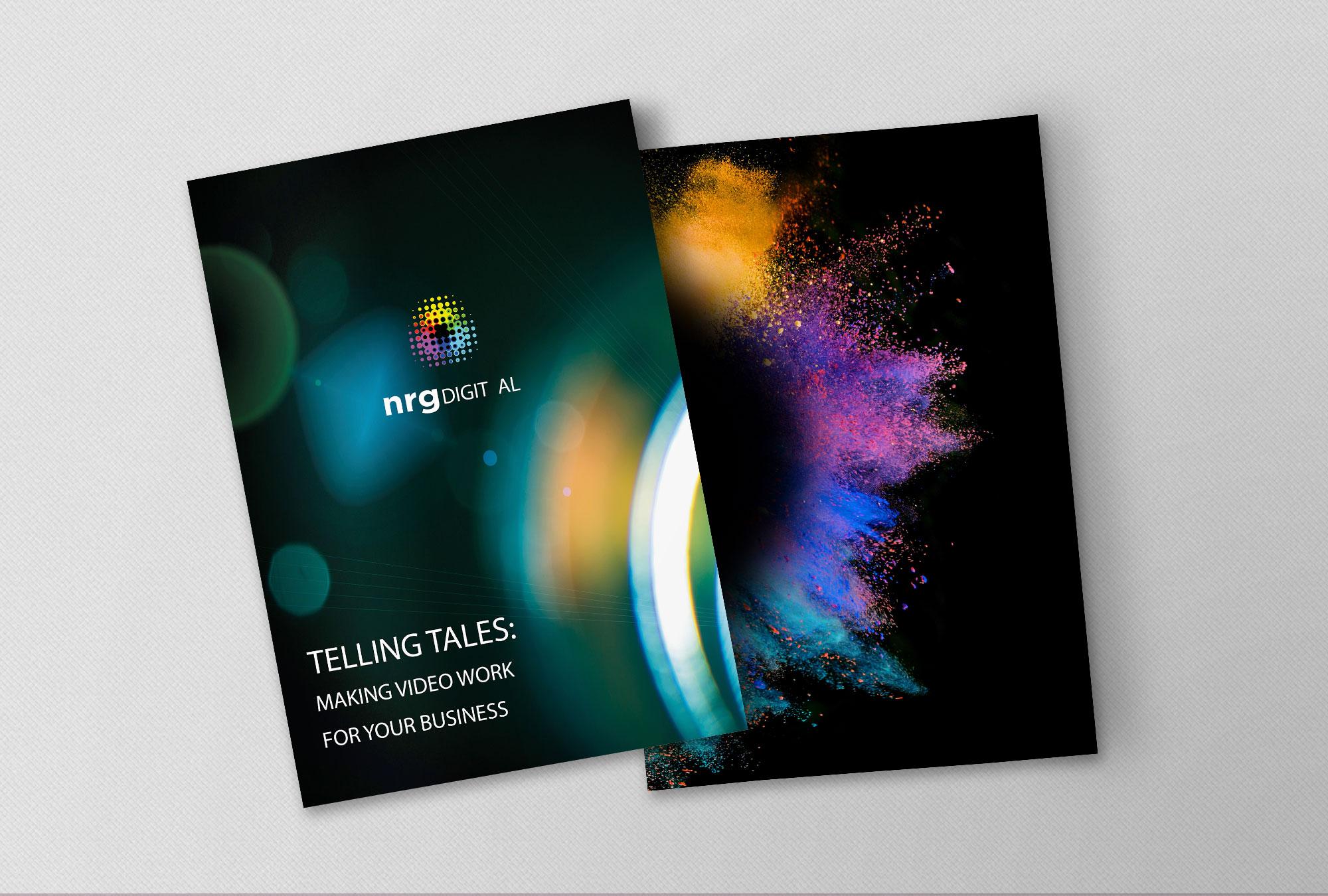 NRG brochure cover
