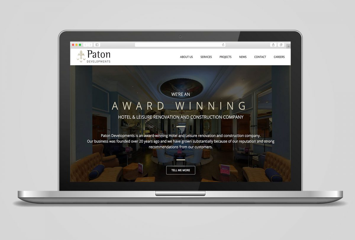 paton developments website