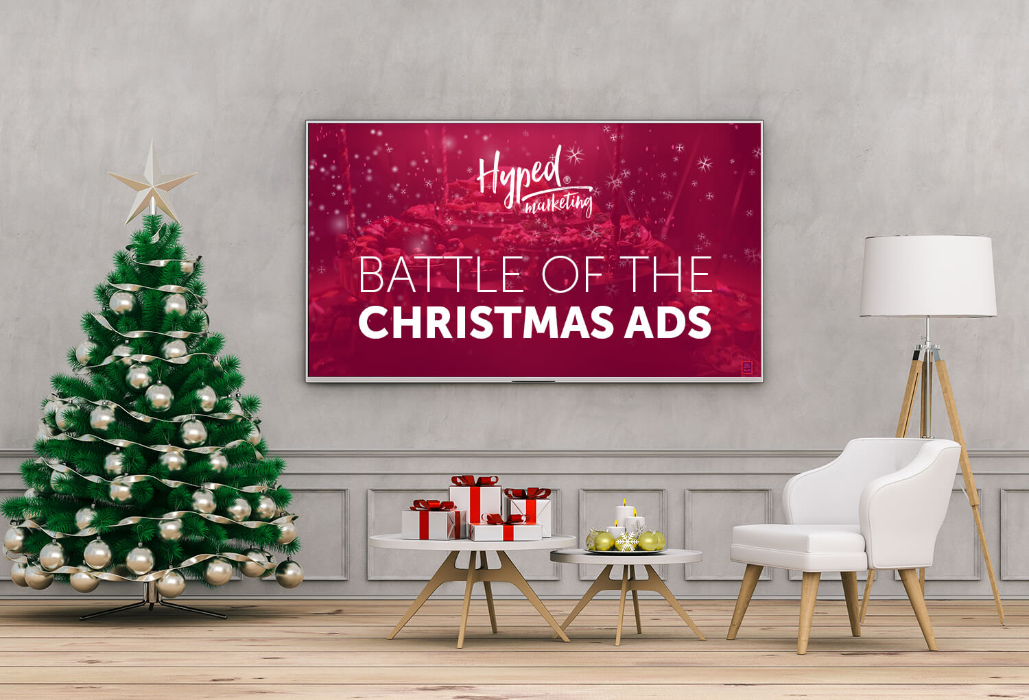 Battle of Christmas Ads